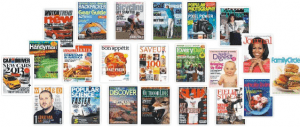 Black Friday Magazine Blowout Sale $0.99 Subscriptions