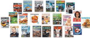 Black Friday Magazine Blowout Sale $0.99 Subscriptions