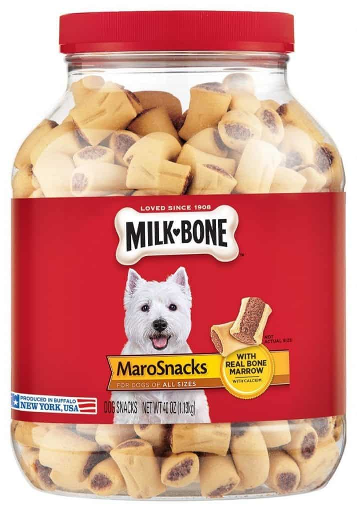 milkbone dog treats