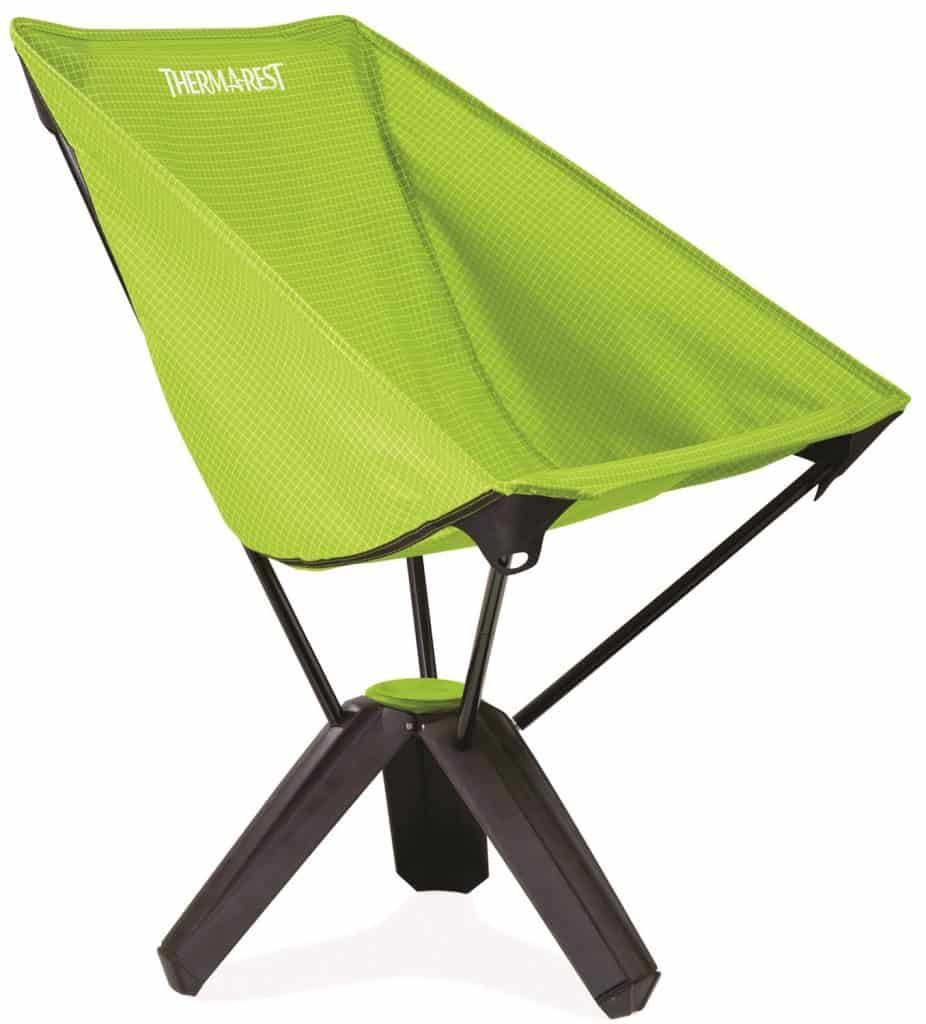 Therm-a-rest treo chair.