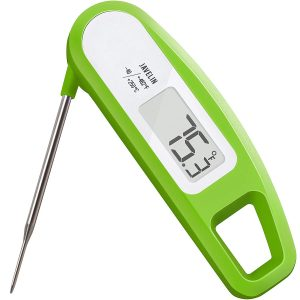 Lavatools digital cooking thermometer.