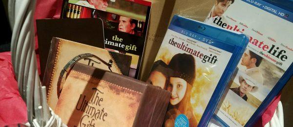 Ultimate Legacy DVD Gift Basket Giveaway