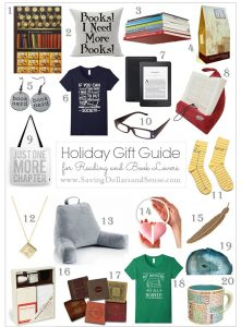 The Best Gift Ideas for Book Lovers