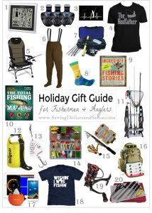 The Best Gift Ideas for Fishermen of all Levels