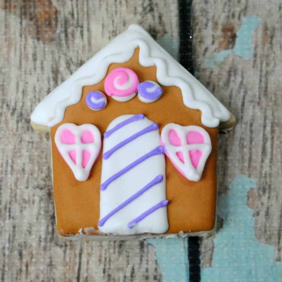 best gingerbread house cookie recipe
