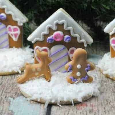 The Only Gingerbread House Cookies Recipe You Need