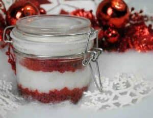 Candy Cane Sugar Scrub Recipe
