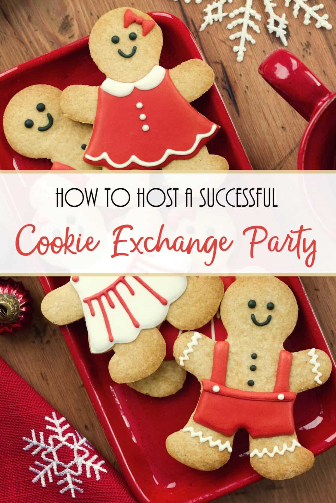 How to Host Successful Cookie Exchange Party
