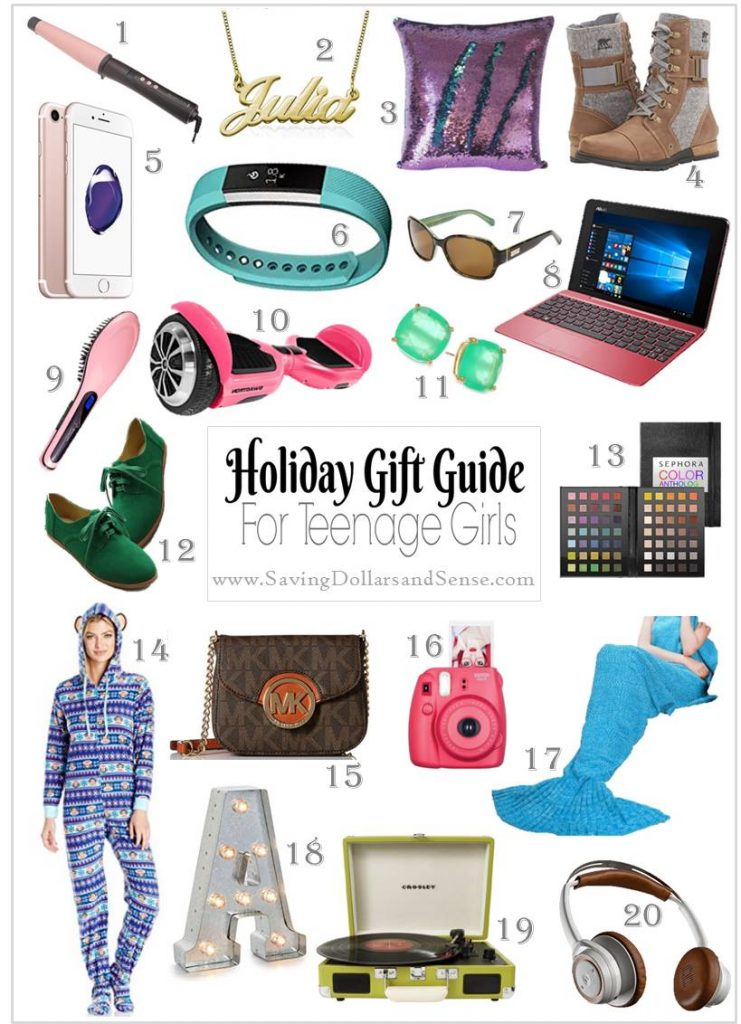 The Best Gifts For Teen Girls