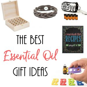 The Best Essential Oil Gift Ideas