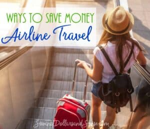 Ways to Save Money on Airline Travel