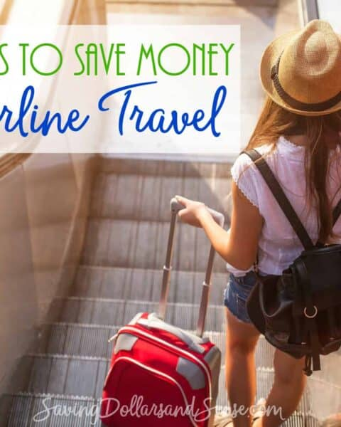 Quick Tips To Save Money on Airline Travel
