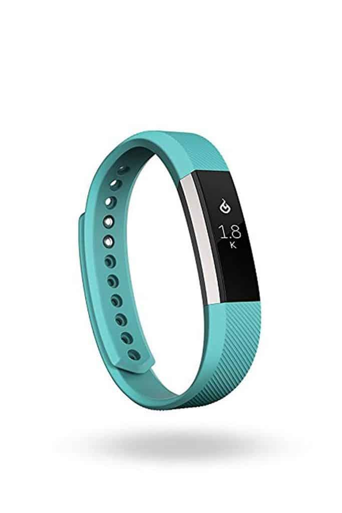 Fitbit alta fitness tracker.