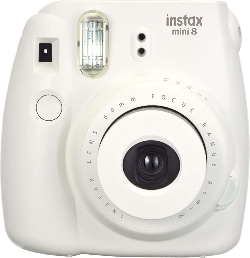 Fujifilm instax mini instant camera.