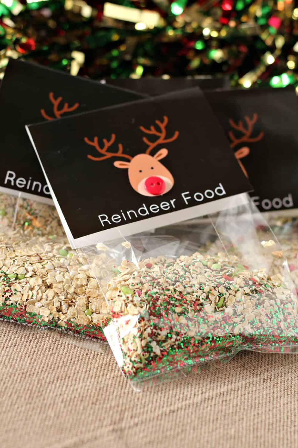 what do reindeer eat