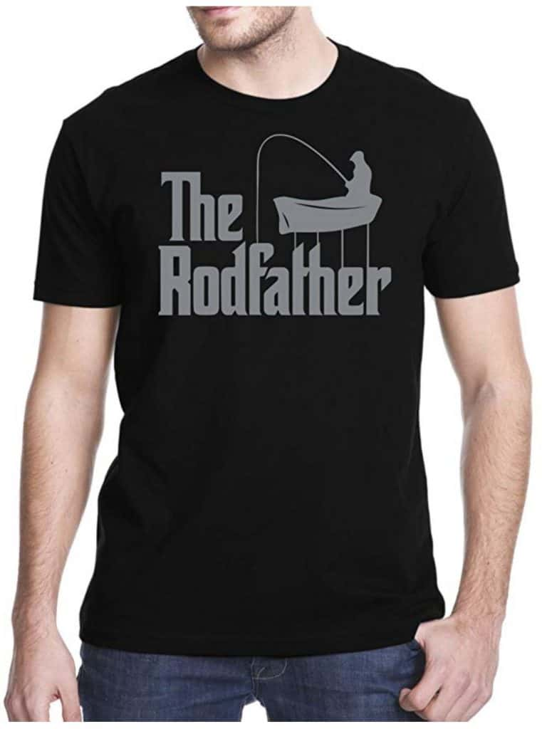 The rodfather t-shirt.