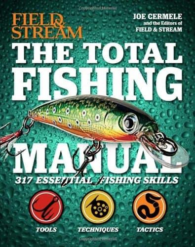 The total fishing manual book.