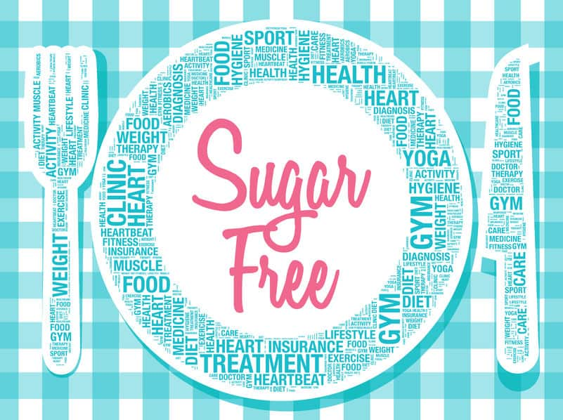 Sugar Free Diet Menu Plan