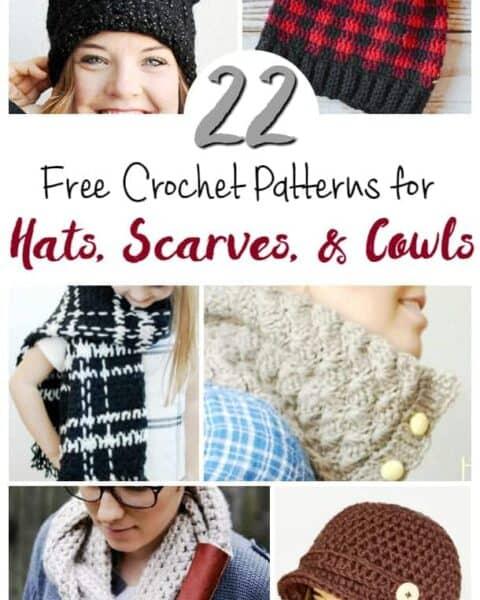 Free Crochet Patterns Beginners Will Love to Make
