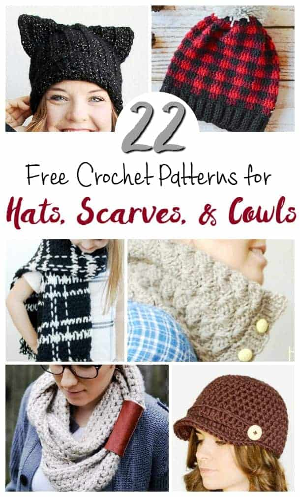 Free Crochet Patterns Beginners Will Love to Make