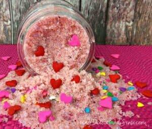Strawberry Sparkle Sugar Scrub