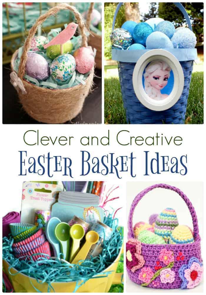 Homemade Easter Basket Ideas Saving Dollars Sense