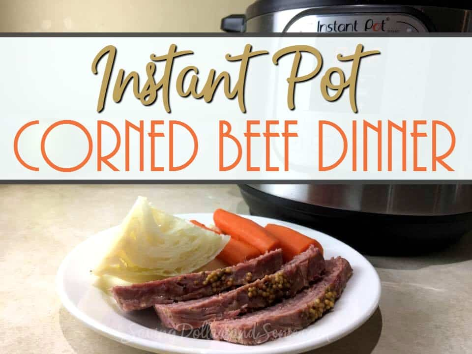 Instant Pot Corned Beef Recipe