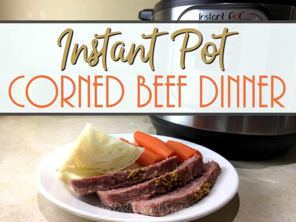 Instant Pot Corned Beef Recipe