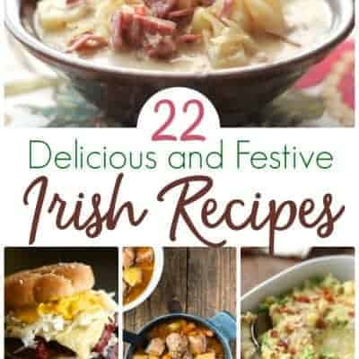 easy traditional irish recipes