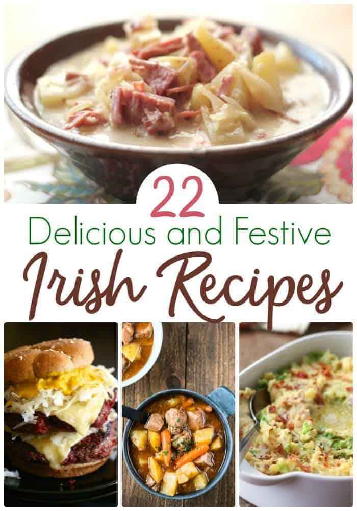 easy traditional irish recipes
