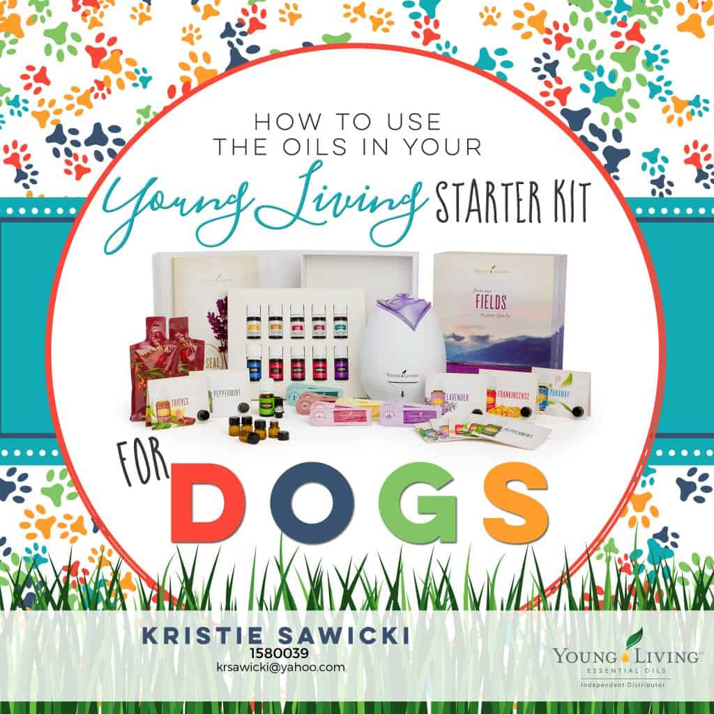 young living essential oils for dogs