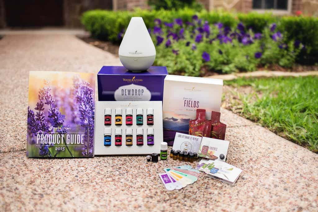 how to order a young living starter kit