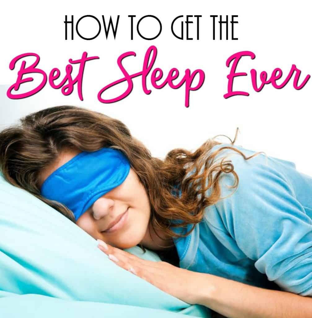 Essential Oils to Sleep