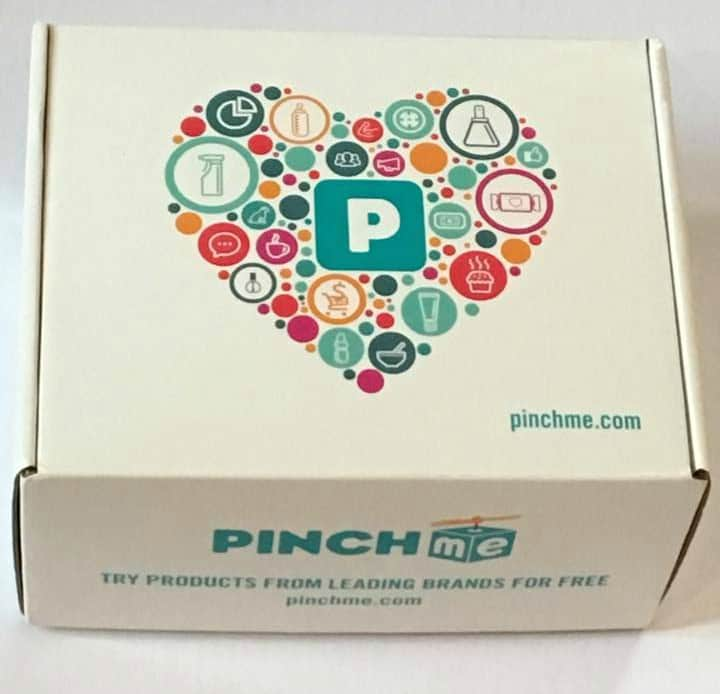 Bonus PINCHme Sample Box
