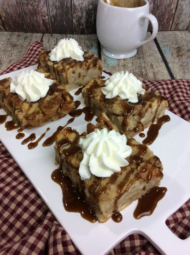 how to make a bread pudding