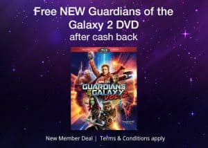 Get a FREE Copy of Guardians of the Galaxy 2