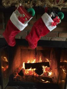 How to Make His & Hers Stockings