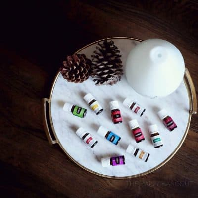 Essential Oils Young Living Starter Kit Holiday Deal!