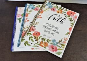 Bible Reading Notebooks Sale