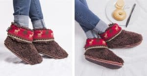 MUK LUKS Women's Betsey Slippers $13.99 Shipped