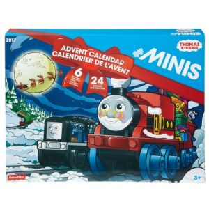 Thomas & Friends Advent Calender