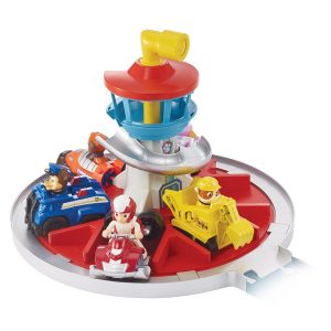 Paw Patrol Launch & Roll Lookout Tower Track Set $12.97 (Was $49.99)