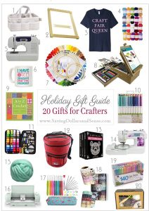 Best Gifts Ideas for Crafters