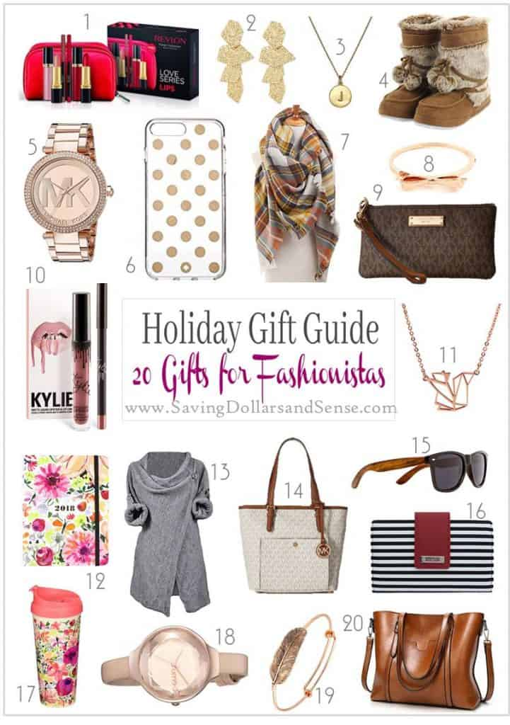 Fashionista Gift Guide