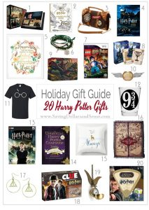 The Best Harry Potter Gift Ideas