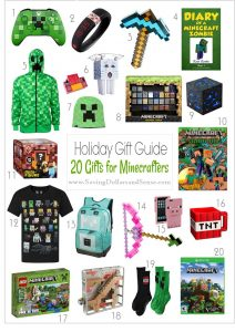 The Best Minecraft Gift Ideas
