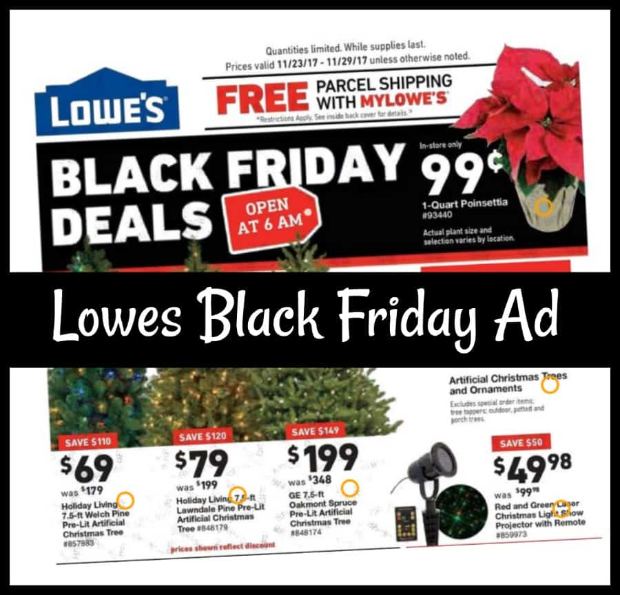 Shop the Black Friday Sale Online: Shop the biggest sale of the year on home improvement and DIY products at pdfprintly.ml Lowes Savings Center and Deal of the Day: See weekly deals on seasonal items and the deal of the day here!/5(70).
