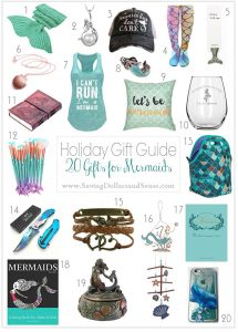 The Best Mermaid Gift Ideas