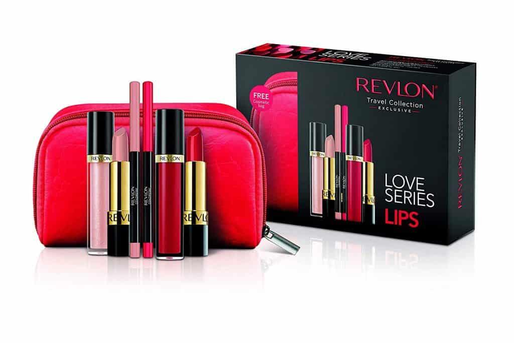 Revlon lip gift set.