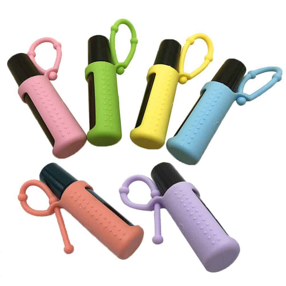 Silicone Roller Bottle Holder Sleeve
